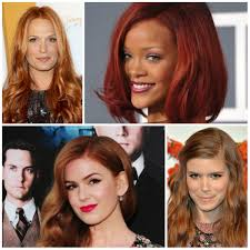 Hair Colors For African American Skin Tone Flattering Red Shades For Every Skin Tone New Hair Color Ideas