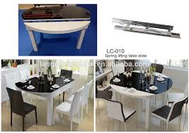 Dining Room Table Slides Heavy Duty Spring Telescopic Dining Table Slide Table Extension