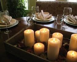 candle centerpiece candle centerpiece ideas houzz