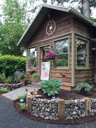 this gorgeous gardening shed woodworking decorating and