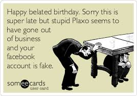 search results for belated birthday ecards from free and