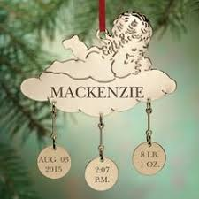 personalized ornament expecting parents