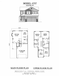 residential home plans exle6707