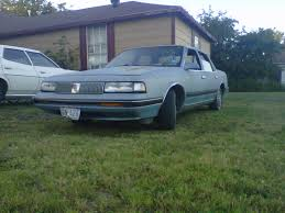 occupant 1990 oldsmobile cutlass cieraall trims specs photos