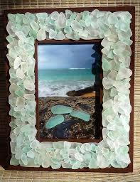 24 Cute DIY Home Decor Ideas With Colored Glass and Sea Glass