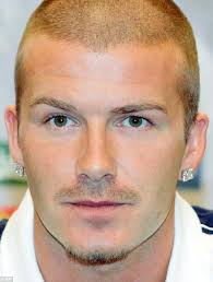 guys with diamond earrings happy birthday becks as david beckham turns 40 a look back at