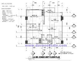 matina enclaves davao condo and houses near sm city ecoland floor