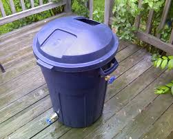 roughneck rain barrel 5 steps with pictures