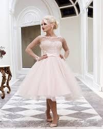 Light Pink Short Bridesmaid Dresses Vintage Pink Wedding Dress Vosoi Com