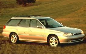 subaru wagon 1995 subaru legacy information and photos zombiedrive