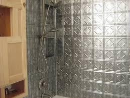 kitchen backsplash tin tile backsplash aluminum backsplash