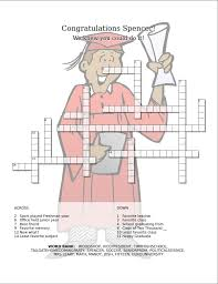 thanksgiving crossword share a puzzle