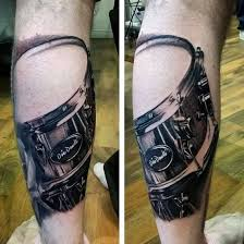 100 music tattoos for men manly designs with harmony