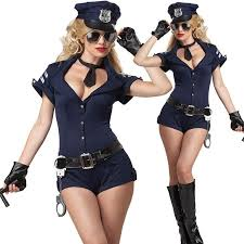 Womens Halloween Costume Cheap Woman Police Officer Costume Aliexpress