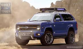 Ford Raptor Bronco - please ford build this bronco and a full size model with the