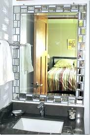 pinterest bathroom mirror ideas unique bathroom mirror frame ideas nxte club