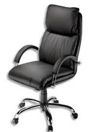 fauteuil de bureau cuir noir fauteuil direction cuir rembourré umag