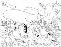 cartoon network coloring pages games regular show buttercup