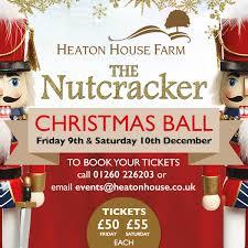 Nutcracker Christmas Decorations Uk christmas party 2016 at heaton house farm 10th dec 2016