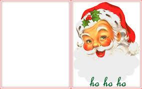 jolly santa claus card set three free wallpaper