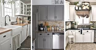 kitchen backsplash tile ideas with wood cabinets 8 best farmhouse kitchen backsplash ideas and designs for 2021
