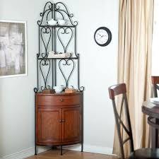 wine rack corner wine rack cabinet wood and metal design under