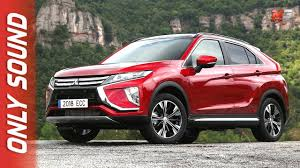 new mitsubishi eclipse new mitsubishi eclipse cross 2018 first test drive only sound