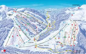 Map Of Spokane Washington Ski Map Feldberg Germany