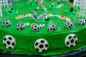 Soccer Theme Party Decorations Soccer Birthday Party Supplies U2014 Liviroom Decors The Soccer