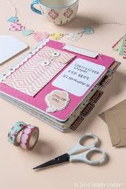 Scrapbook Binder How To Make Scrapbook Binder