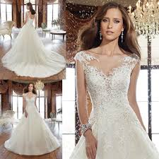 Aliexpress Com Buy Lamya Vintage Sweatheart Lace Bride Gown Online Get Cheap Vintage Lace And Tulle Wedding Dress Aliexpress