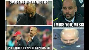 Everton Memes - facebook pep guardiola víctima de memes tras goleada que recibió