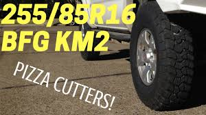 toyota tacoma tire size toyota tacoma with 255 85 r16 bfg km2 mud terrain