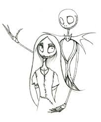 sally nightmare before christmas coloring pages get coloring pages