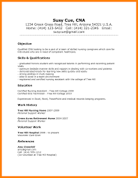 Resume Samples Ppt by Cna Resume Examples Haadyaooverbayresort Com