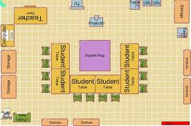 classroom layout template design classroom floor plan home plans designs