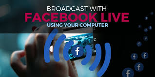 facebook live how to broadcast from your computer