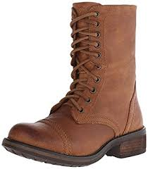 buy combat boots womens amazon com steve madden s troopa 2 0 combat boot ankle