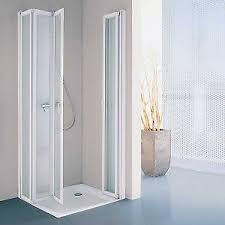 box doccia vendita box doccia los pieghevole trasparente bianco 88 92 x 88 92 cm