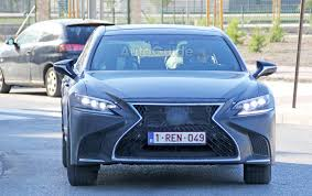 lexus lexus could have a high performance ls in the pipeline autoguide