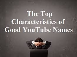 Ideas With A Name How To Choose An Awesome Channel Name