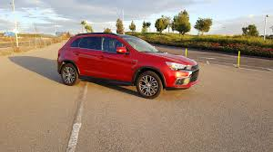 mitsubishi outlander sport 2016 red 2016 mitsubishi outlander sport car design tv