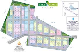 overview lake shore villa plots at jigani anekal main road