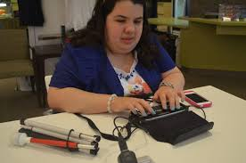 Assistive Technology For The Blind What Are Some Of The Assistive Technology Products That Can Help