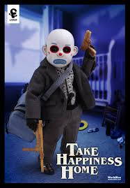 onesixthscalepictures world box lakor baby bank robber joker