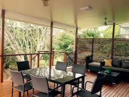deck roof ideas provided by brisbane deck builders