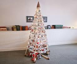jubiltree wooden christmas tree alternative inhabitat u2013 green