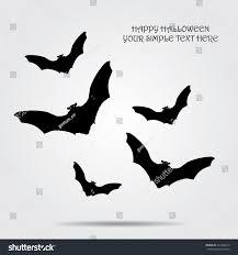 halloween bat vector background stock vector 217446070 shutterstock
