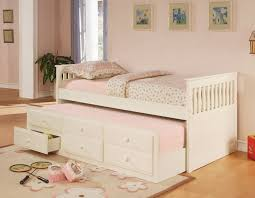 bedroom winsome day beds for girls daybeds with trundle home