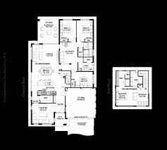 Two Storey Floor Plan How To Choose The Ideal Floor Plan For Your Double Storey Home